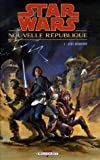 echange, troc Dario Carrasco, Kevin-J Anderson - Star wars - Nouvelle République, Tome 1 : Jedi Academy