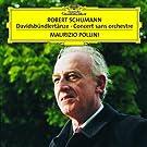 Davidsb�ndlert�nze, Concert sans orchestre