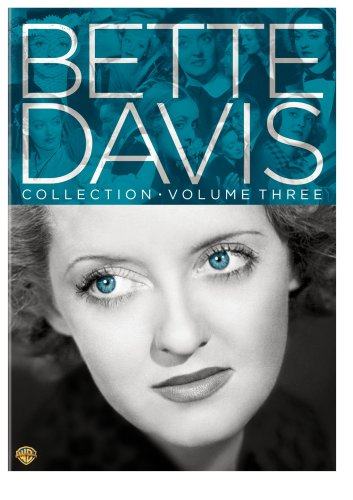 Cover art for  The Bette Davis Collection, Vol. 3 (The Old Maid / All This, And Heaven Too / The Great Lie / In This Our Life / Watch on the Rhine / Deception)