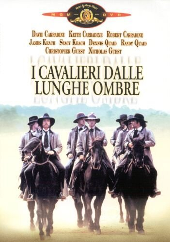 I cavalieri dalle lunghe ombre [IT Import]