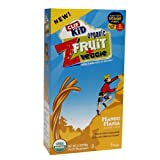 Clif Kid Z Organic Fruit and Veggie, Mango Mania-5 ea