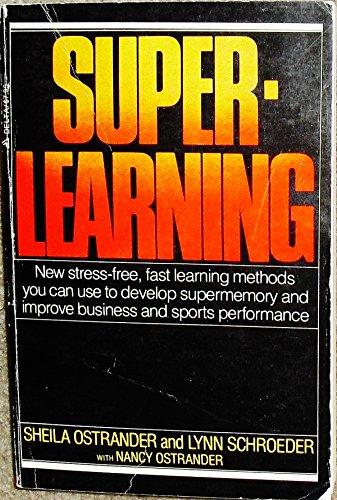 Superlearning, Shelia; Sheila Ostrander; S Ostrander Os