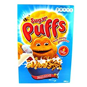 Sugar Puffs 320g: Amazon.co.uk: Grocery