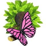 Butterfly 3D DECO Night Light - Safest Night Light Around