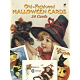 Old-Fashioned Halloween Cards: 24 Cardsby Gabriella Oldham