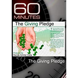 60 Minutes-The Giving Pledge