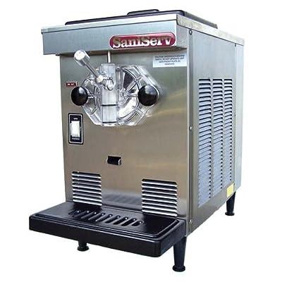 SaniServ 407 Soft Serve Ice Cream and Frozen Yogurt Machine - Low Volume, (2) 4 oz. Servings per Minute by SaniServ
