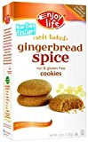 Enjoy Life Soft Baked Gingerbread Spice Cookies -- 6 oz Each / Pack of 6