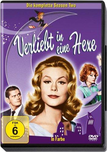 Verliebt in eine Hexe - Die komplette Season Two [5 DVDs]