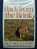 Back from the brink: Successes in wildlife conservation (0091327105) by Mountfort, Guy