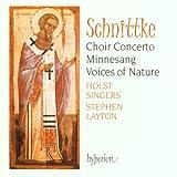 echange, troc  - Concerto Pour Choeur Mixte - Voices Of Nature - Minnesang