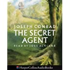 Book Review on The Secret Agent (HarperCollinsAudioBooks) by Joseph Conrad
