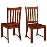 Powell Parker Cinnamon Desk Chair