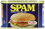 SPAM Original Chopped Pork and Ham 200 g (Pack of 6)