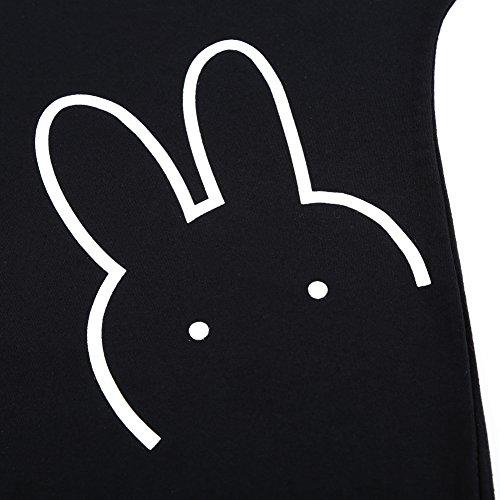 MIOIM Baby Boys Girls Rompers Cute Rabbit Bodysuit Romper Jumpsuit Outfit