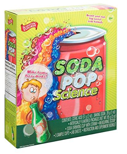 Scientific Explorer Soda Pop Science (Cinnamon Soda compare prices)