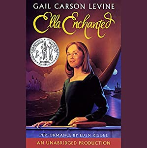 Ella Enchanted Audiobook
