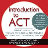 Introduction to ACT: Learning and Applying the Core Principles and Techniques of Acceptance and Commitment Therapy ~ Matthew McKay PhD