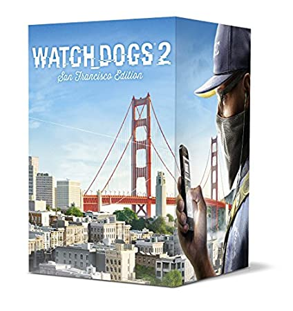 Watch Dogs 2 San Francisco Edition (PC DVD)