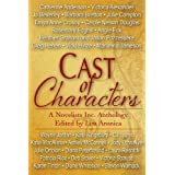 Cast of Characters ~ Victoria Strauss