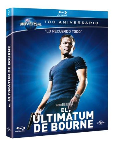 El Ultimátum De Bourne - Edición Realidad Aumentada [Blu-ray]