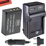 BM Premium NP-85 Battery And Charger Kit For FujiFilm FinePix S1 SL240 SL260 SL280 SL300 SL305 SL1000 Digital Camera
