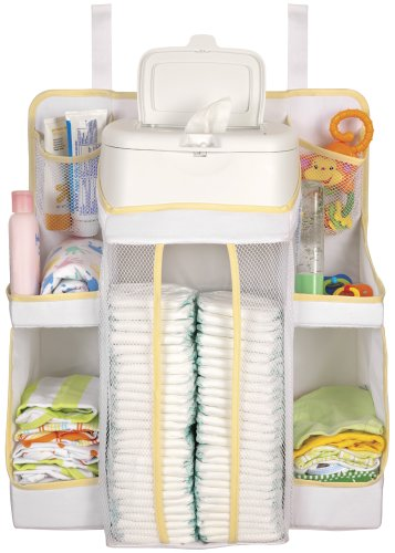 Review Of Dexbaby Nursery Organizer, White