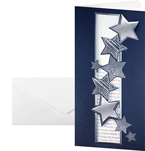 Post brief beschriften for Sigel weihnachtskarten