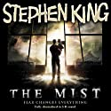 The Mist Audiobook by Stephen King Narrated by  uncredited