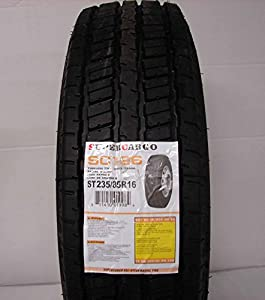 Trailer Tire ST 235/85R16 Tire 14 Ply