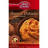 Betty Crocker Mashed Potatoes - Sweet Potato, 6.3-Ounce Boxes (Pack of 12) ~ Betty Crocker Potatoes