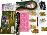 Naarilok Jewellery Making Kit with multiple accessories