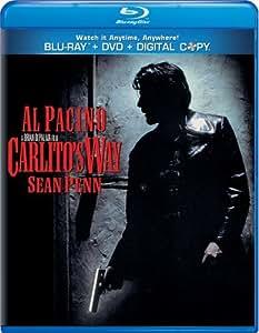 Carlitos Way 1 [Blu-ray] (Bilingual)