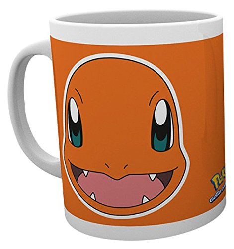 GB eye LTD, Pokemon, charmander Face, Tazza