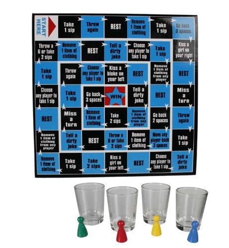 Tira il dado Pot Luck Drinking game-Divertiti con il classico gioco a dadi, e