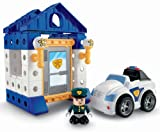 Fisher-Price TRIO Police Station Set