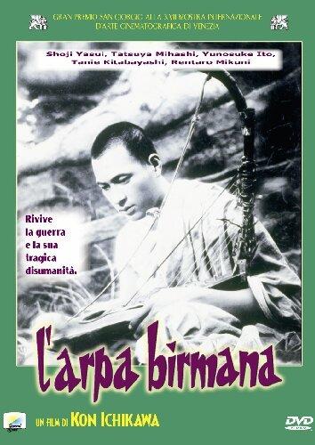 L' Arpa Birmana [Italia] [DVD]