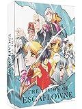 The Vision of Escaflowne: The Perfect Edition Box Ltd  [Italian]