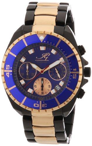 Ingraham Men's Quartz Watch Syracuse IG SYRA.1.618465 with Metal Strap