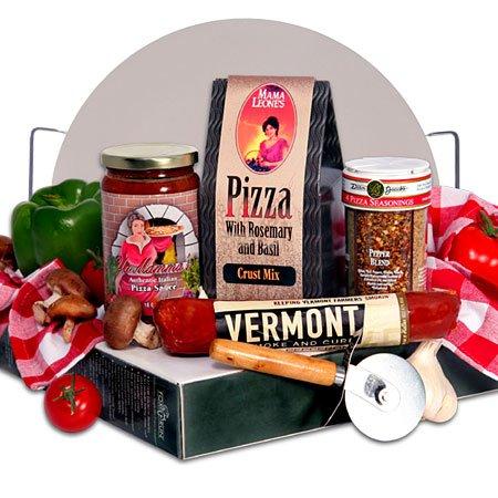 Gourmet Pizza Making Gift Basket