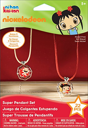 Nickelodeon Ni Hao, Kai-lan Super Pendant Set - 1