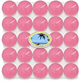 Pack Of 50PCS Scented Smokeless Tea Light Candles For Diwali,Decor,