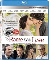 To Rome With Love Blu-ray by Sony Pictures Home Entertainment