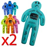 Pack of 2 Voodoo Dolls - Dolls For People Who Have Hurt You (Husband)