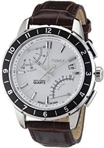 Timex Intelligent Quartz SL Flyback Chronograph Mens Watch T2N496