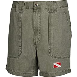 Hook and Tackle Mens Beer Can Shorts