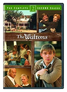 Waltons: The Complete Second Season by Warner Home Video