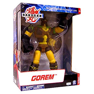 Bakugan Battle Brawlers Deluxe Monster Series 1 Gorem