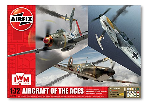 Airfix A50143 Modellbausatz Aircraft of the Aces