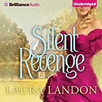 Silent Revenge (       UNABRIDGED) by Laura Landon Narrated by Rosalyn Landor